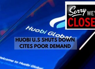 huobi u.s shuts down cites poor demand