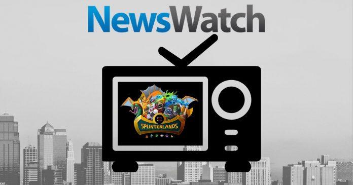 Splinterlands: Now on TV