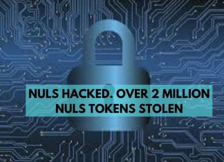 nuls hacked. over 2 million NuLS tokens stolen