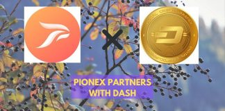 pionex partners with dash