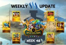 Splinterlands: Week 48