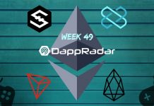 Dapp Data with DappRadar Week 49