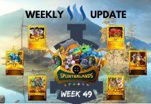Splinterlands: Week 49