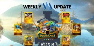 Full Steem Ahead with Splinterlands: Week 51