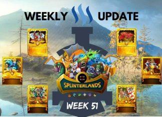 Full Steem Ahead with Splinterlands: Week 51