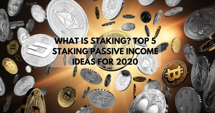staking top 5 coins 2020