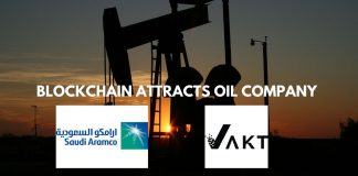 Saudi Aramco Invested $5M in Blockchain