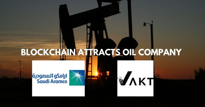 Saudi Aramco Invested $5M in Blockchain