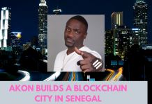 Akon Builds Crypto City in Senegal