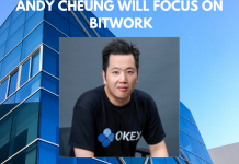 Andy Cheung Leaves for BitWork