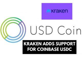 Kraken Adds Support for Coinbase USDC