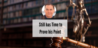 Craig Wright Still Has Time to Prove His Point