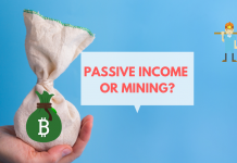 Passive Income or Mining? Let's Examine