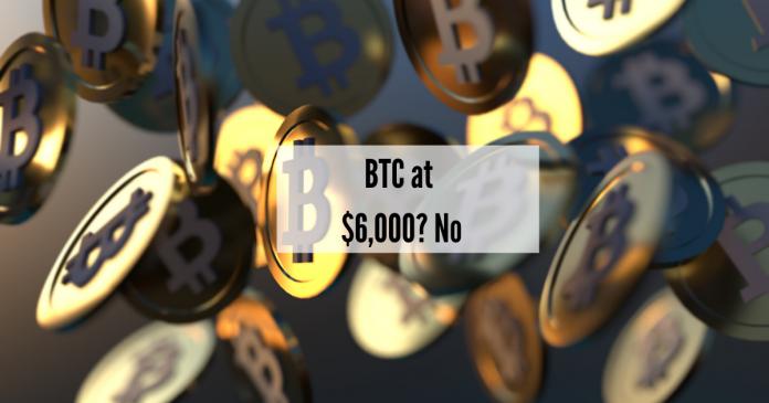 Bitcoin at $6,000, Says Brandt
