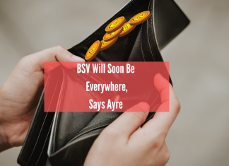 BSV Will Soon Be in All Our Lives All Da