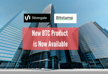 Silvergate and Bitstamp Unite to Offer a BTC Leverage Product