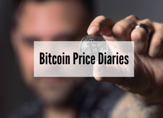 Bitcoin Price Diaries: What's On?