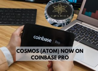 Coinbase Pro adds Support for Cosmos (ATOM)