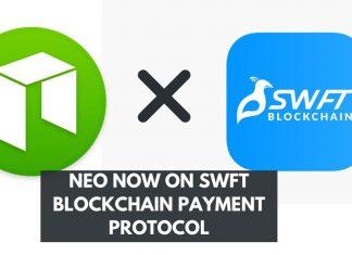 NEO Now on SWFT Blockchain Payment Platform
