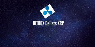 XRP BITBOX delists