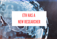 Ethereum Has a New Researcher. ETH 2.0 Soon?