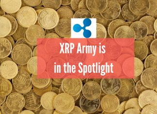 XRP Army is in the Spotlight. CZ Comments