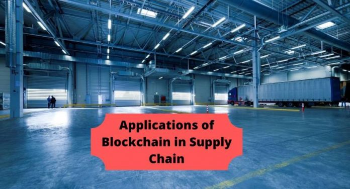 Supply Chain and blockchain