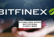 Bitfinex Offers Institutional Clients More