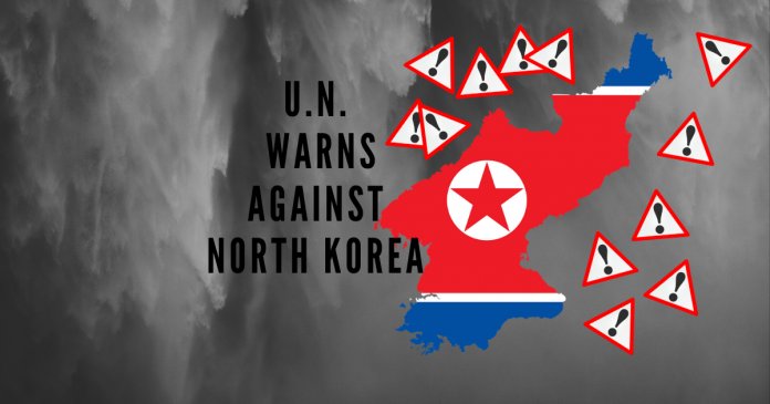 U.N. Warns do not attend cryptoconference in North Korea