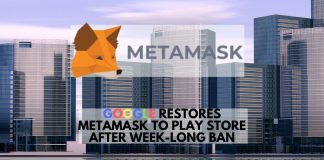 MetaMask is Back. Google Had a Change of Heart