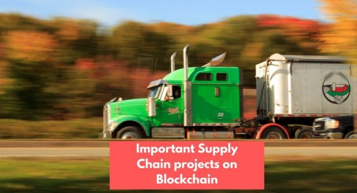 Blockchain and supply chain