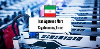 Crypto mining Iran