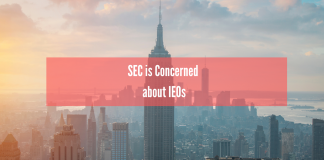 SEC Raises the Alarm Concerning IEOs