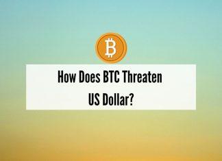 BTC and US Dollar