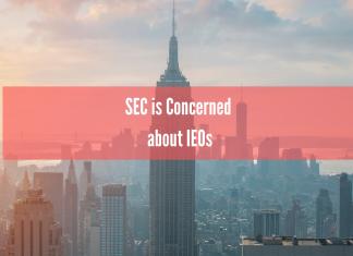 SEC Raises the Alarm Concerning IEOs