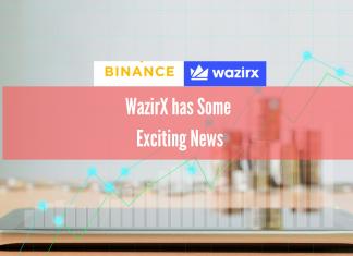 WazirX and Binance