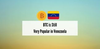 Bitcoin Volumes in Venezuela