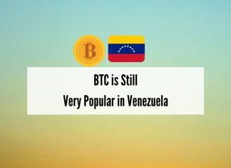 Bitcoin Volumes in Venezuela