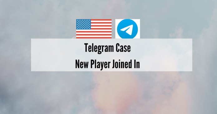 Telegram Case: New Player Joined In