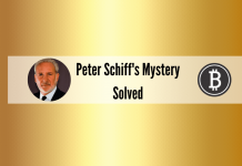 Peter Schiff and Bitcoin: The Wallet Mystery Has Been Solved