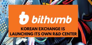 Bithumb Opens an R&D Center
