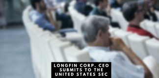 Longfin Corp. CEO Submits to the SEC