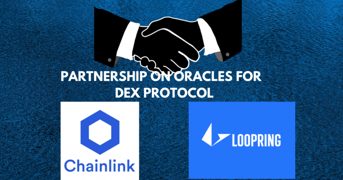 Chainlink Will Work with Loopring