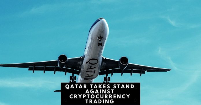 Cryptocurrency Trading in Qatar Takes a Hit