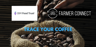 """Time to Trace Coffee with IBM. And """"Thank Your Farmer"""""""
