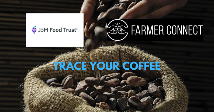 Time to Trace Coffee with IBM. And