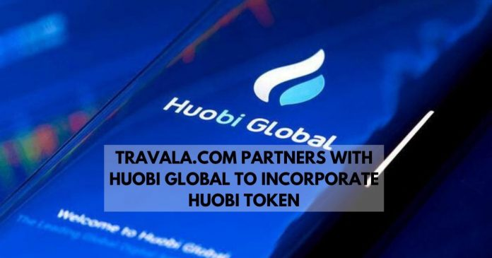 Huobi Token Now on Travala.com