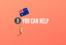 Australia Crypto Donations