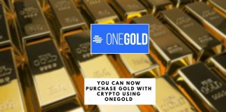 You Can Now Purchase Gold with Crypto Using OneGold