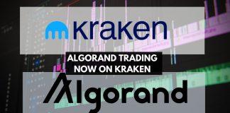 Algorand Trading Now on Kraken